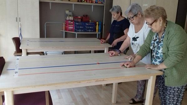 juegos Día Abuelo Santa Justa