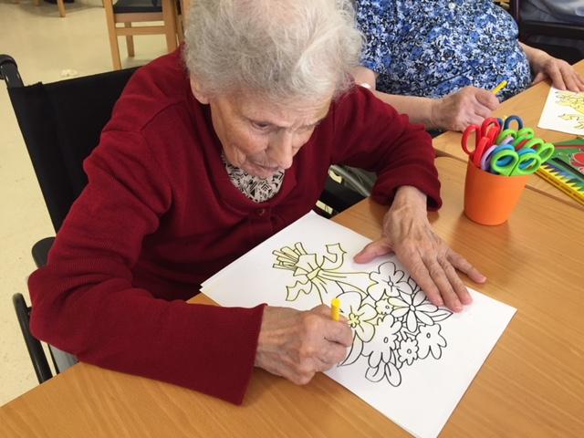 Actividad en demencias