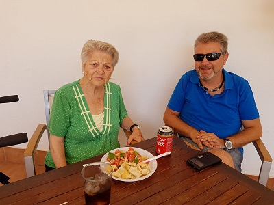 Comemos Picadillo en DomusVi Alcalá de Guadaíra