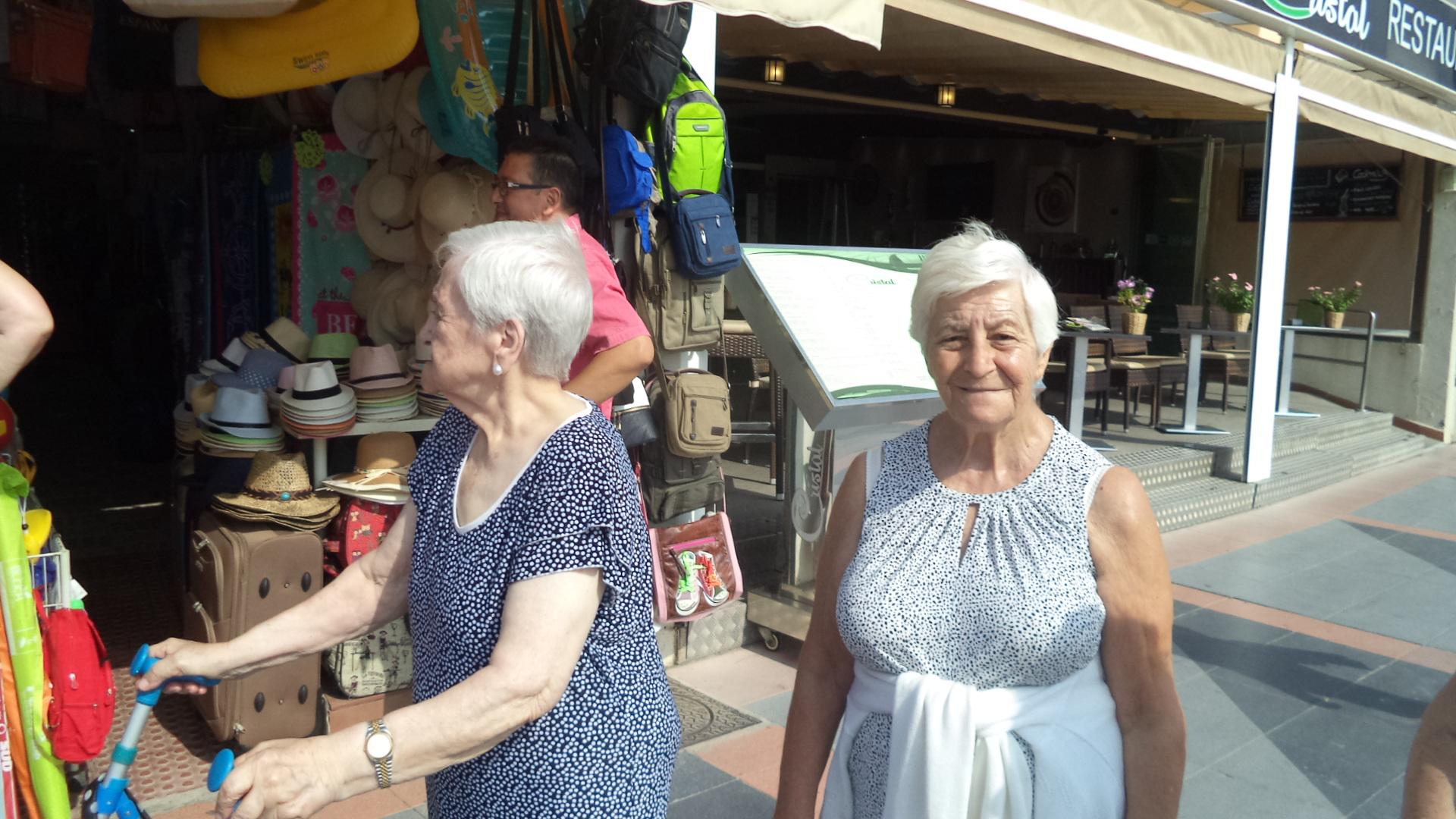Mayores  en Torremolinos