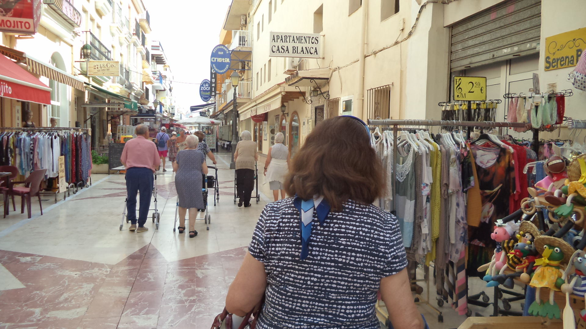 De paseo por Torremolinos Domusvi Fuentesol