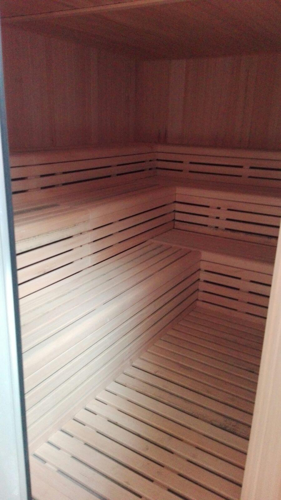 Sauna Turca del Spa Balneario