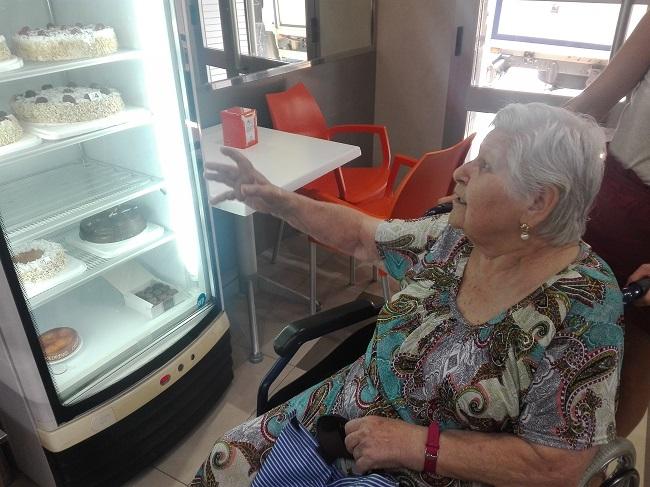 visita a heladeria