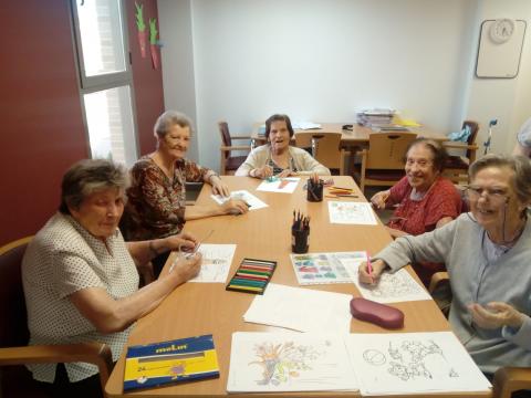 centro ancianos Cádiz