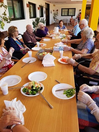 Participamos todos en DomusVi Alcalá de Guadaíra