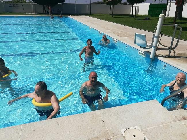acuática personas mayores2