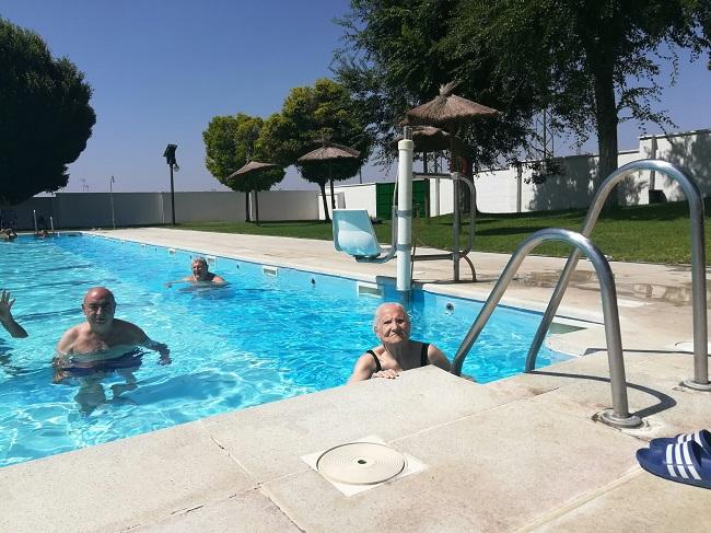 acuática personas mayores3
