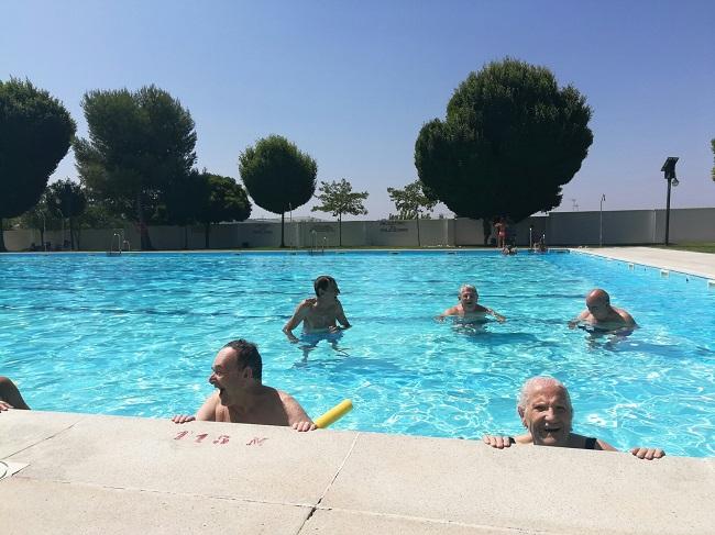 acuática personas mayores5