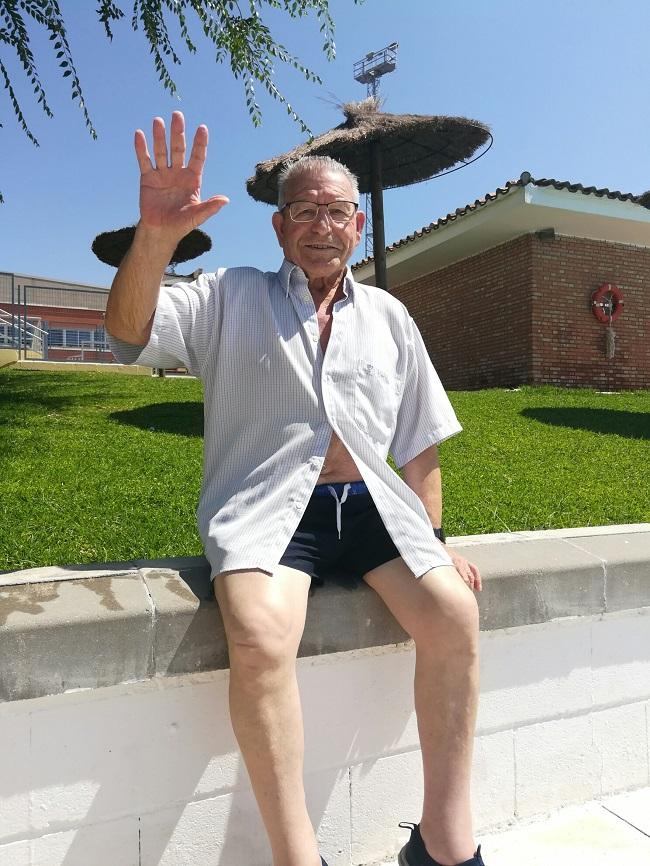 acuática personas mayores6