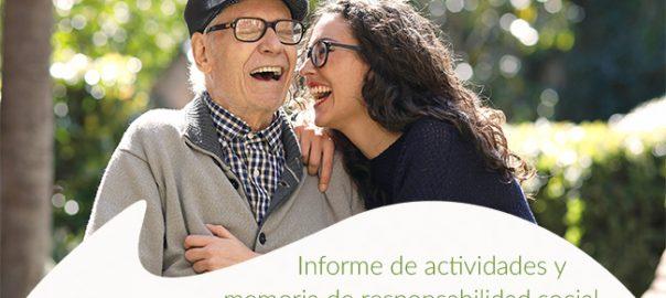 informe anual 2017 DomusVi