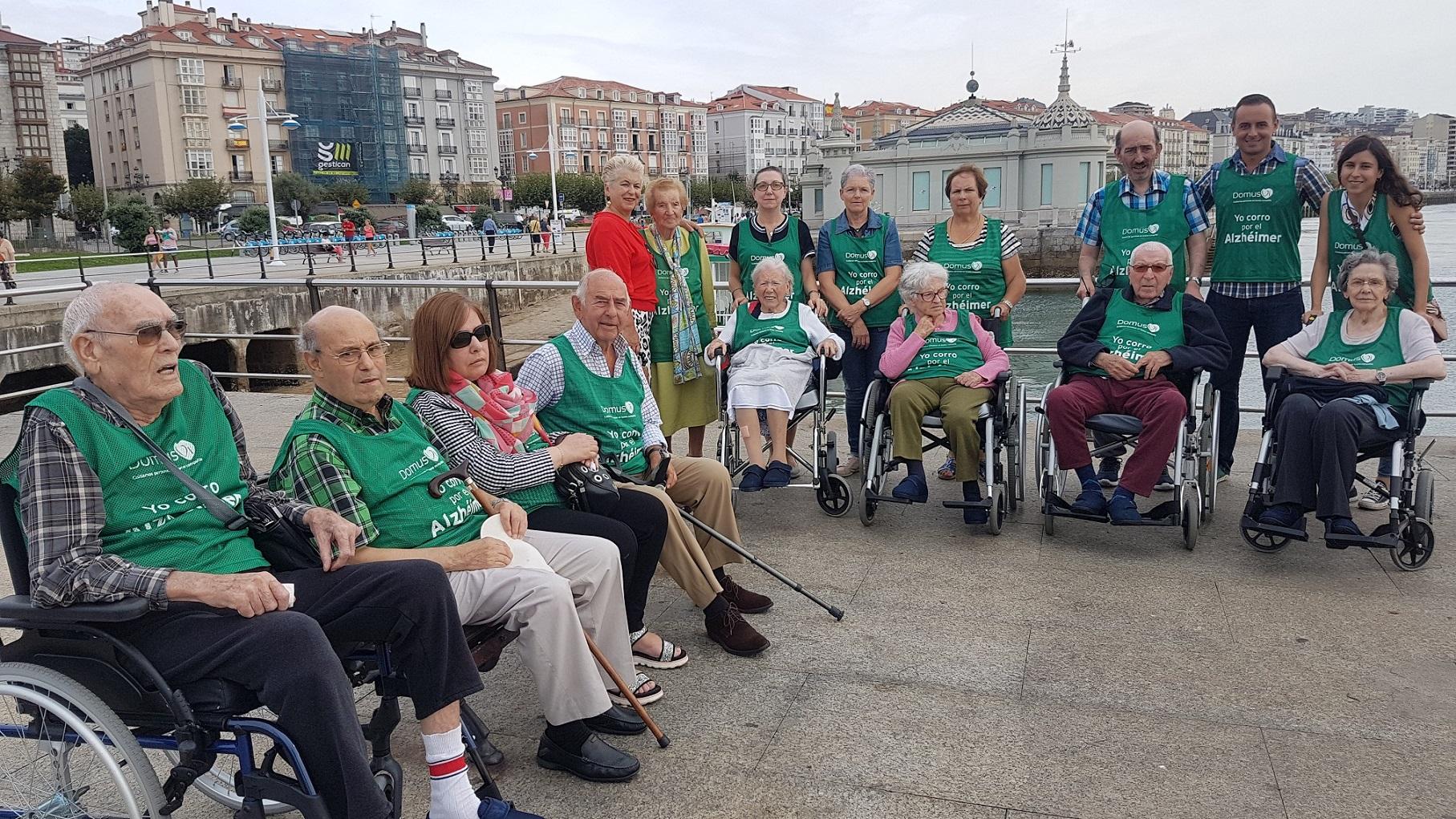 Alzheimer Santander Residencia Stella Maris Km para recordar kilometros para recordar