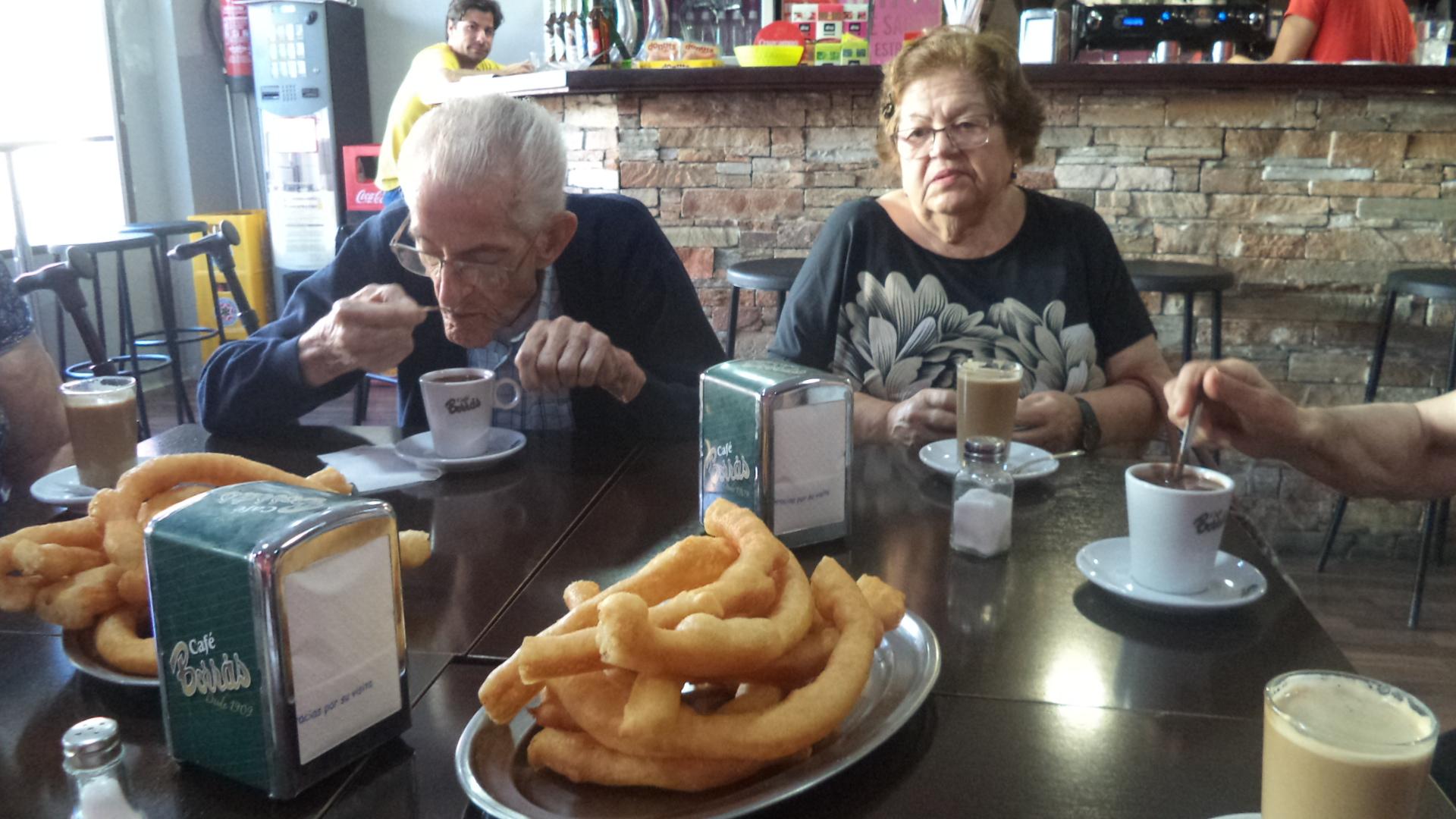desayuno DomusVi Fuentesol