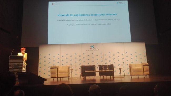 DiomusVi Valdemoro acto presentación estudio gestión eficiente del ahorro tras jubiliación