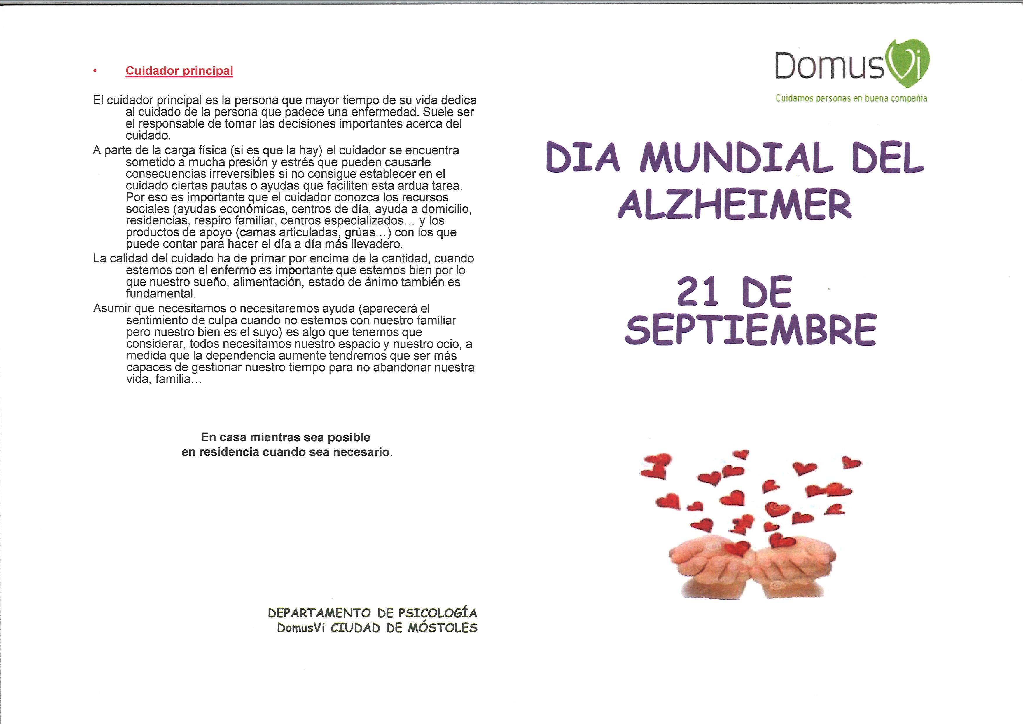 Disctivo Alzheimer
