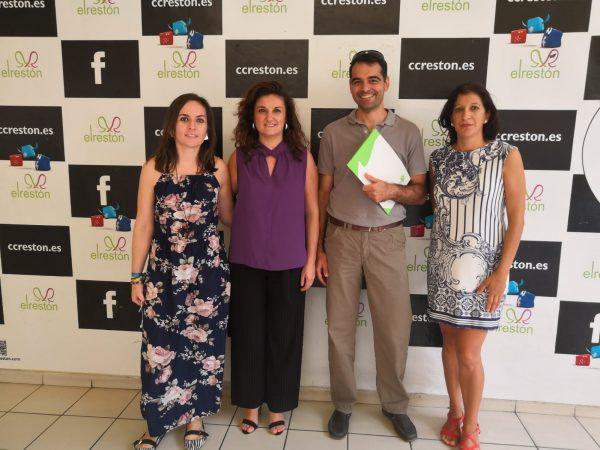 DomusVi Valdemoro acuerdo colaboración con Centro Comercial El Restón