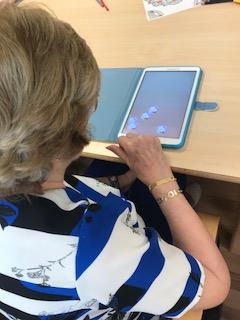Nuevas tecnologia en DomusVi Condes de Corbull 4