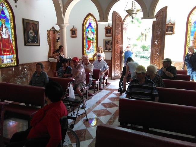 excursión capilla finca santa victoria