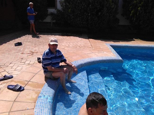 piscina finca santa victoria