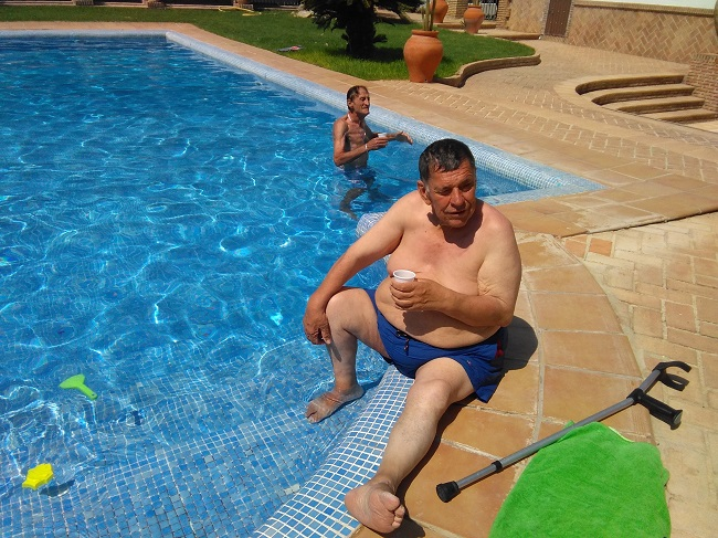 piscina lagar domusvi