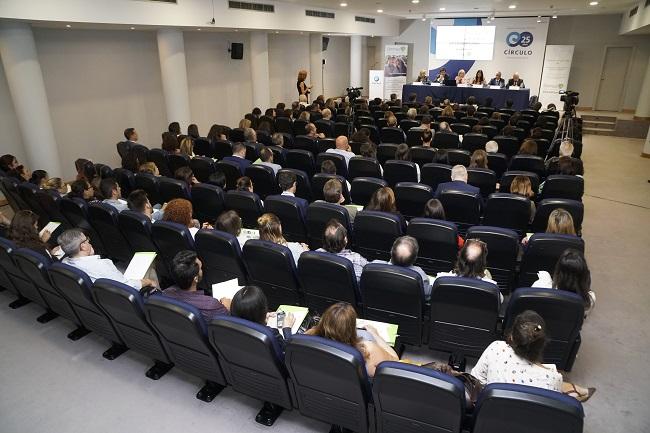 Jornadas protección jurídica personas mayores - Domus Vi - en el club financiero de Vigo
