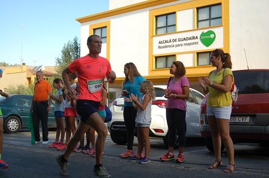 Corremos contra el alzheimer en DomusVi Alcalá de Guadaíra