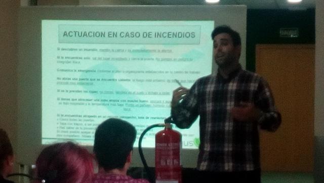 DomusVi Valdemnoro. formación a personal ante emergencia (1)