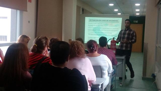 DomusVi Valdemnoro. formación a personal ante emergencia (4)