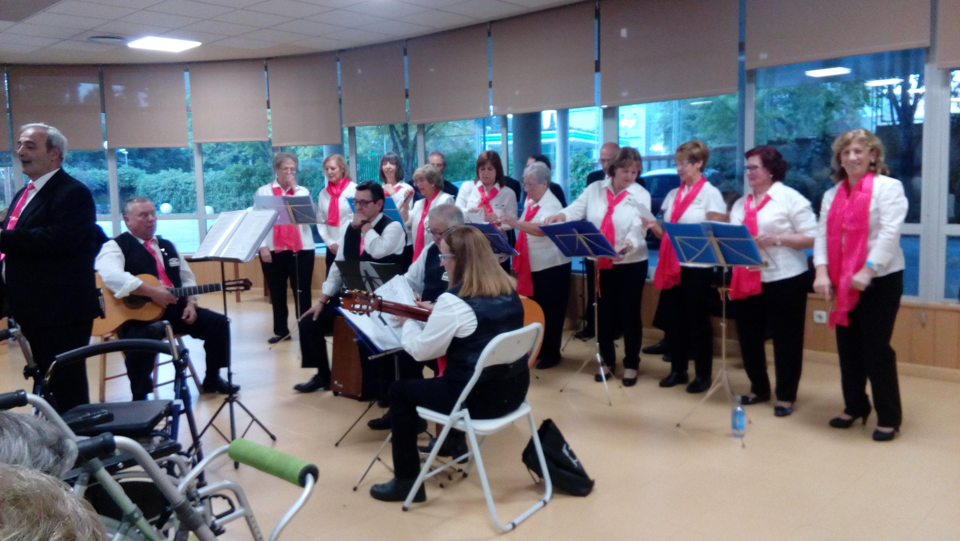 DomusVi Valdemoro coro Valdextrema (10)