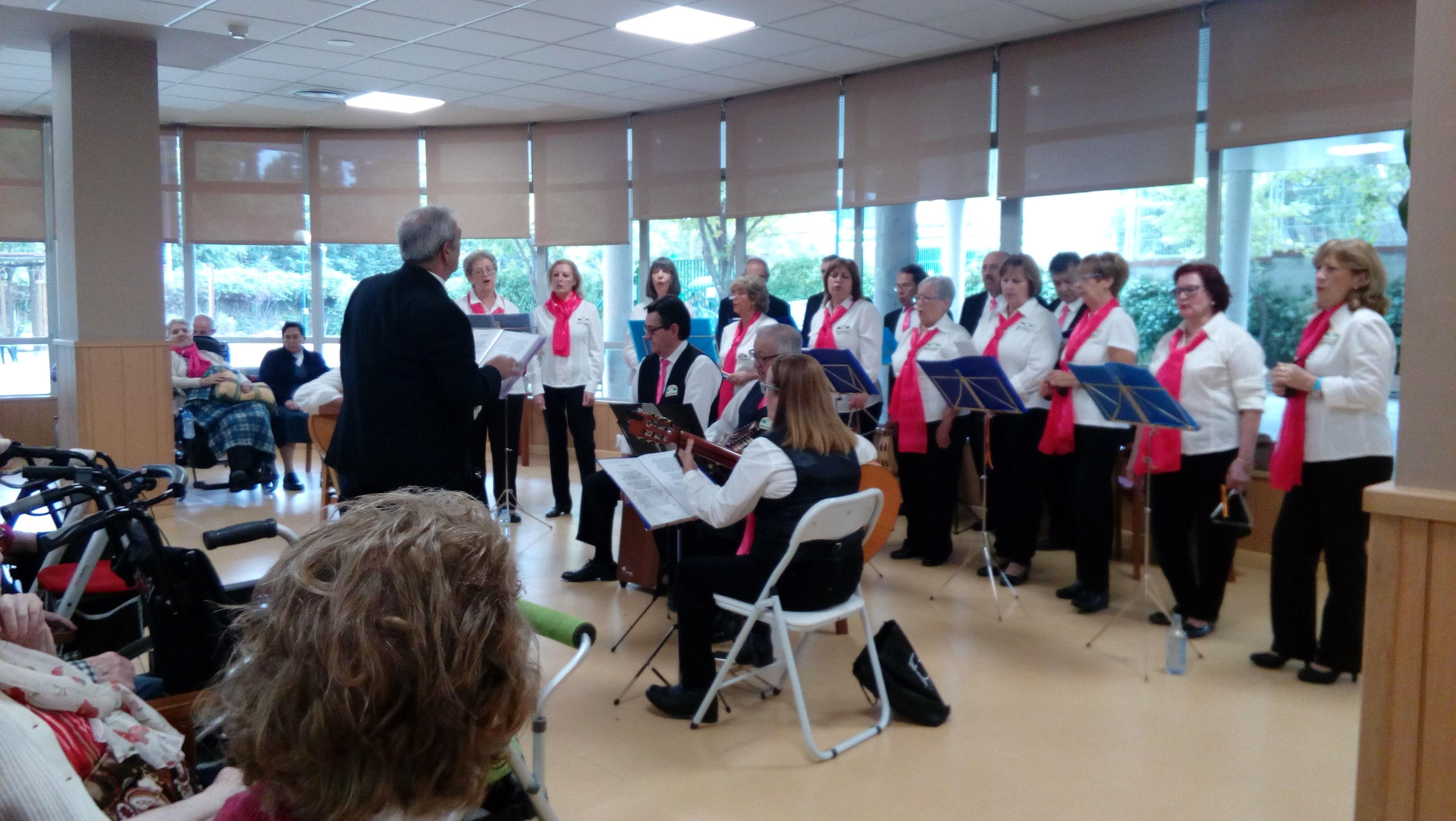 DomusVi Valdemoro coro Valdextrema (5)