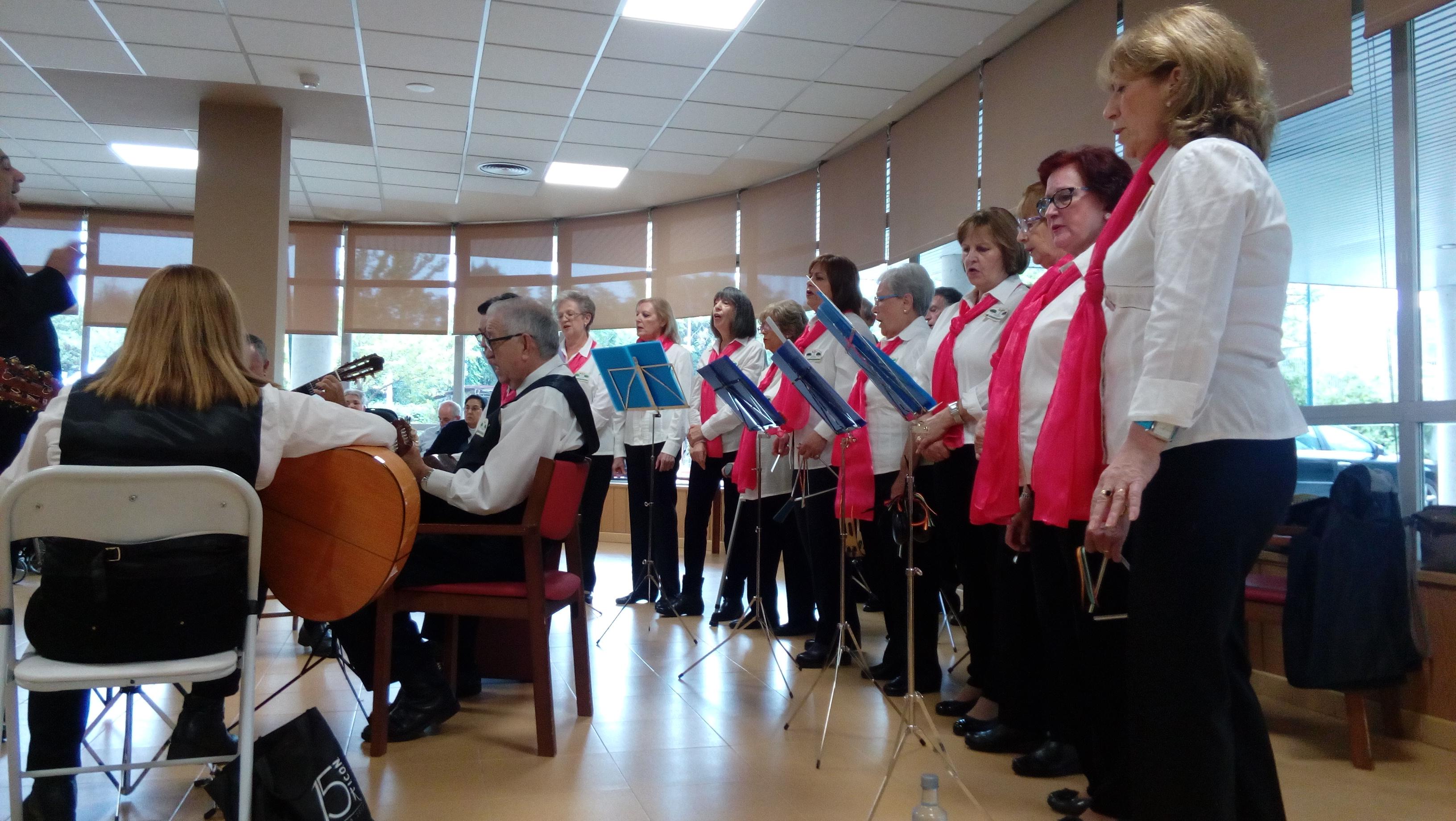 DomusVi Valdemoro coro Valdextrema (8)