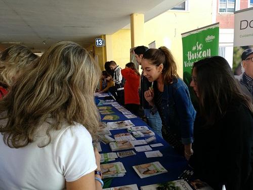 Jornadas de voluntariado UPO y DomusVi Alcalá de Guadaíra
