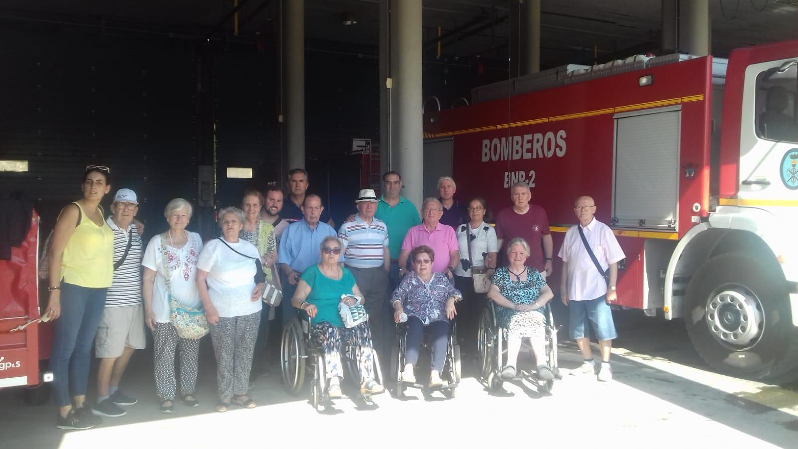 Parque bombero Sevilla DomusVi