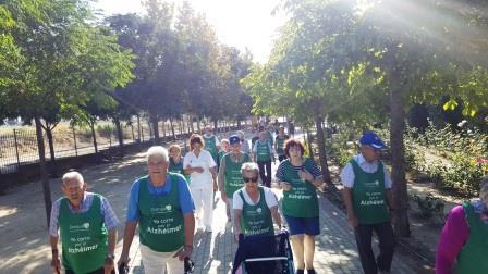 Valdeolivas contra el Alzheimer