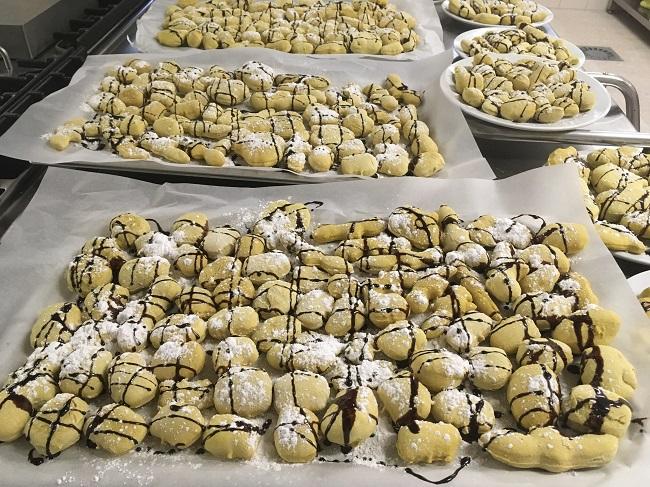 DomusVi Lalín galletas