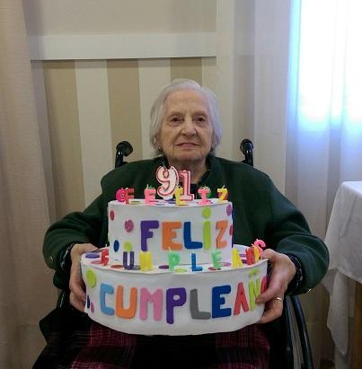 91 años