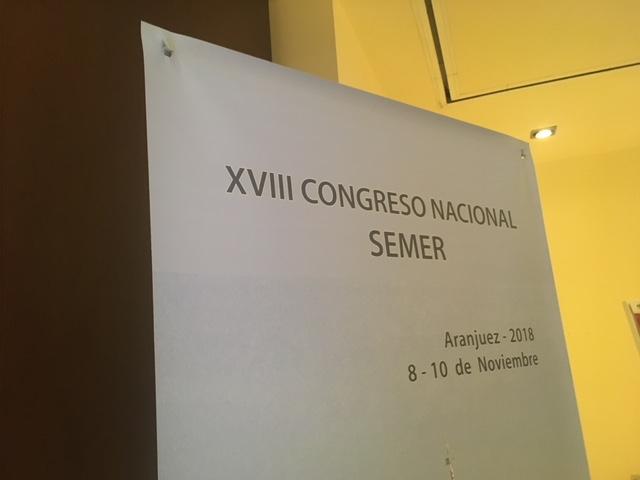 Congreso SEMER 20189