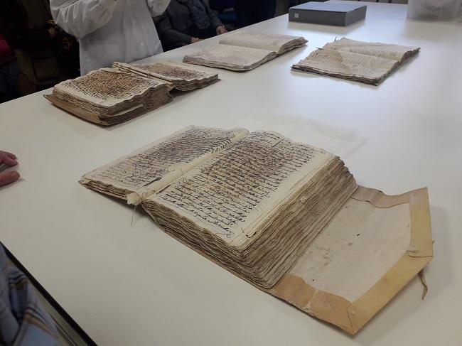 DomusVi visita el archivo de Alicante (4)
