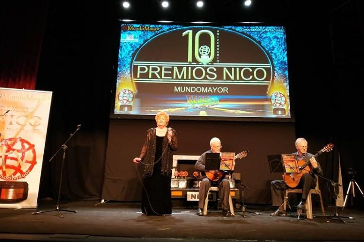 Premios Nico 2018