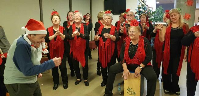 Coro de Navidad1