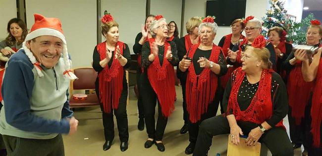 Coro de Navidad4