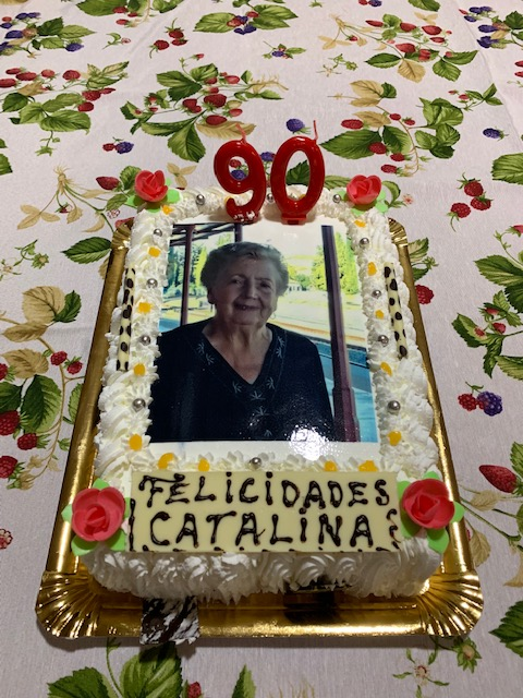Cumpleaños de Catalina
