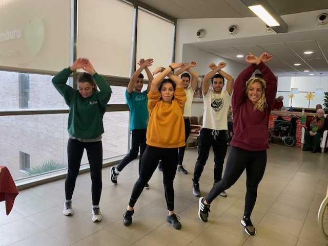 Danza en Micaela 1