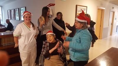 Dinamizacion especial navidad DomusVi Santa Justa 7
