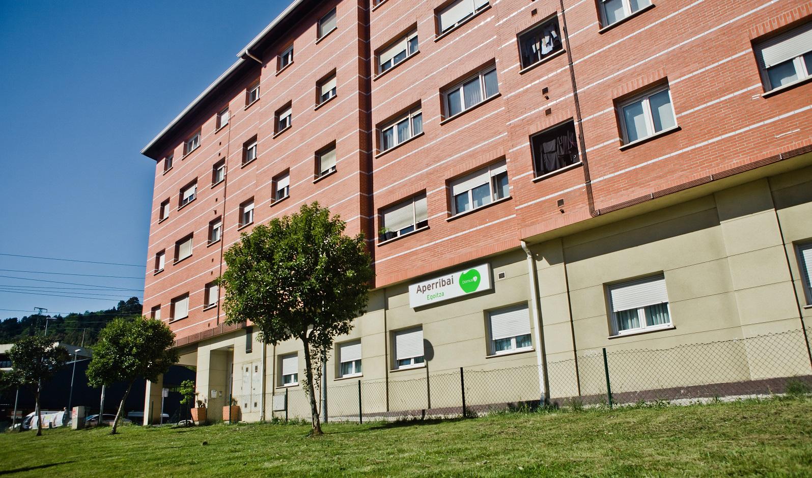 Residencia de mayores Aperribai, Bizkaia