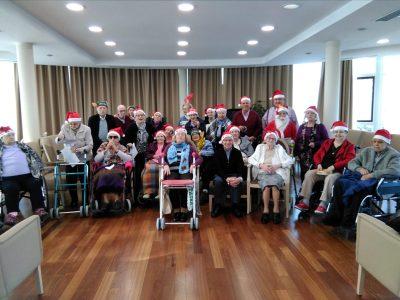 DomusVi Coruña en Navidad. (10)