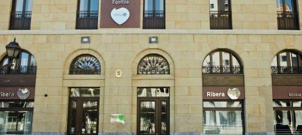 Residencia para mayores Ribera, Bilbao