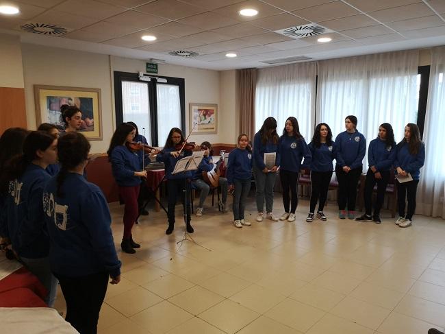 Navidad en DomusVI CIudad de Badajoz