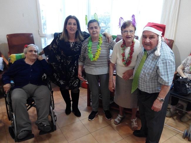 DomusVi Fiesta de Navidad