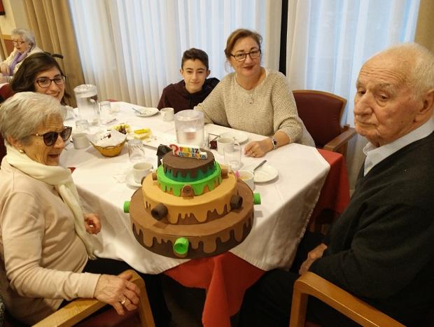 Cumpleaños residentes diciembre