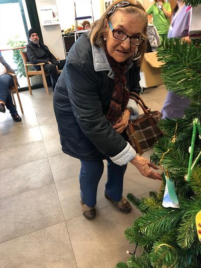Llega la navidad a DomusVi Alcalá de Guadaíra